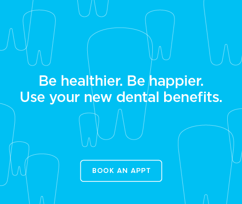 Be Heathier, Be Happier. Use your new dental benefits. - Temecula Modern Dentistry